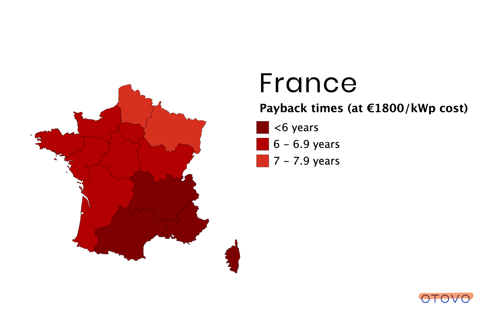 France has traditionally had low energy prices, thanks to nuclear power.