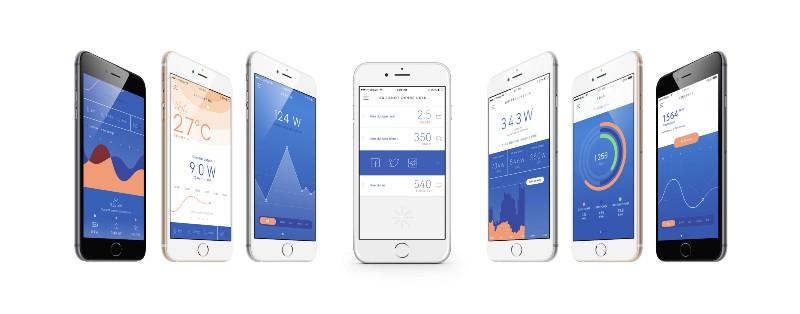 I Otovo-appen finner du alt du trenger om solcellene dine. Se hvor mye strøm du produserer fra taket ditt og hva du tjener på å selge overskuddet.